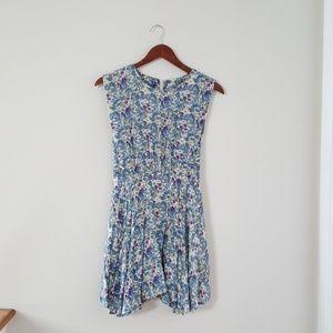 💙SOLD💙New floral mini dress
